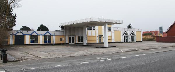 Vedtagelse af lokalplaner for butik og Lille Skagen