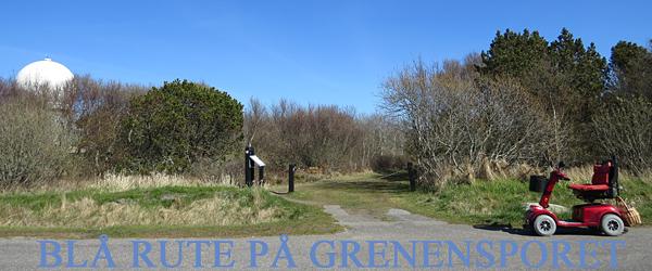 Anmeldelse: Grenensporet blå rute 6 km