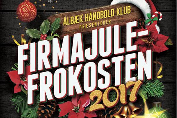 Julefrokost i Ålbæk