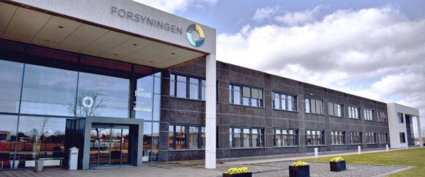 Forsyningerne i Frederikshavn og Læsø forstærker båndet