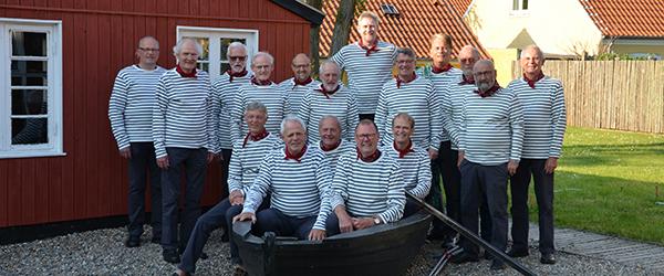 """""""Reformationen""""  Koncert med Kystmuseets Maritime Mandskor Gasterne"""