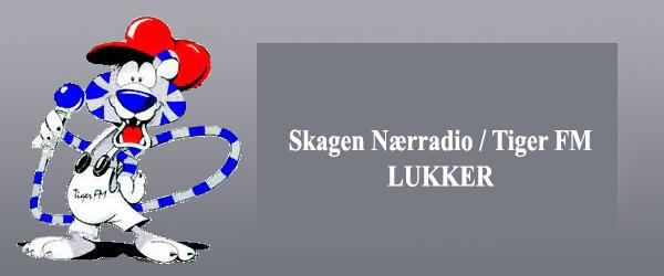 Skagen Nærradio lukker til nytår