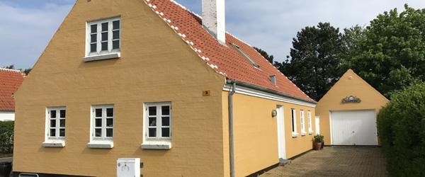EDC Ole Bo præsenterer dagens bolig – Ydunsvej 3