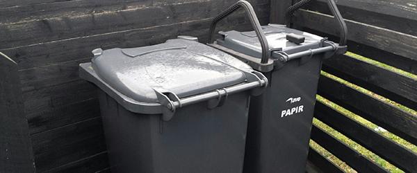 Affaldssortering sendes nu i høring