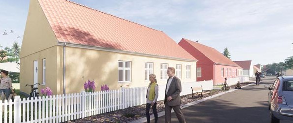 Stor interesse for at leje seniorbolig i Lille Skagen