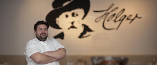 Ny køkkenchef på restaurant Holger
