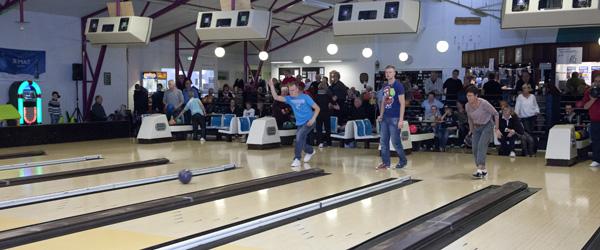 Brug dit SPV kort og få billigere bowling