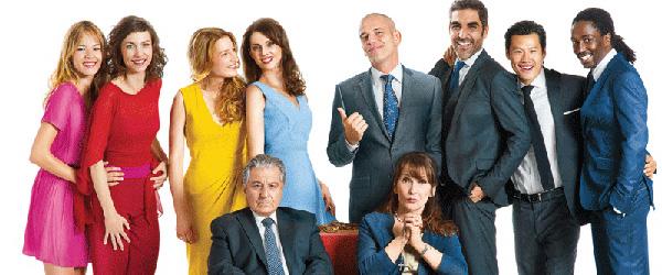 Fransk komedie i Skagen Bio