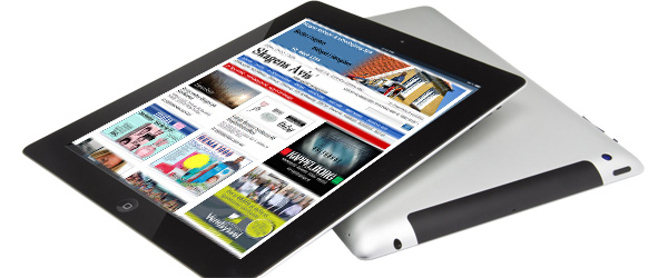 Bliv dus med din iPad eller iPhone