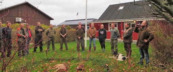 Skagen Jagtforening udbyder jagttegnskursus