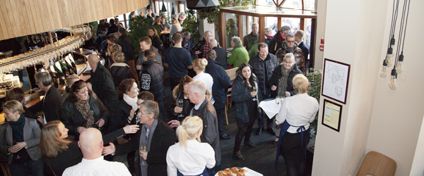 Jakobs Café holdt kæmpe åbningsfest