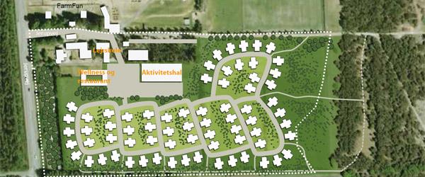 Stort flertal for hotelferielejligheder ved Aalbæk
