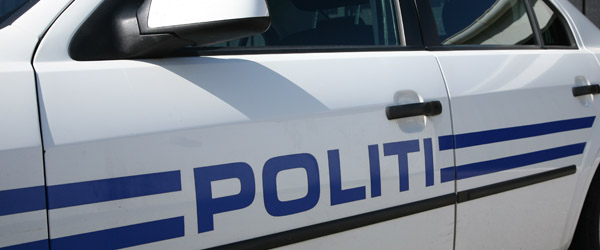 39 årig truede betjente på livet