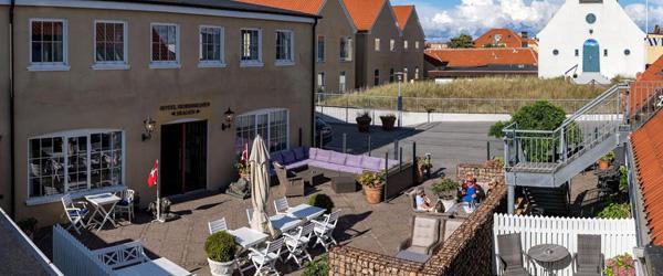 Hotel Skibssmedien udnævnt som Travellers' Choice på TripAdvisor