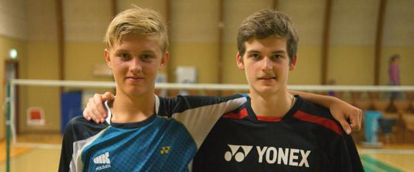 Guld, Sølv og Bronze til spillere fra Skagen Badmintonklub