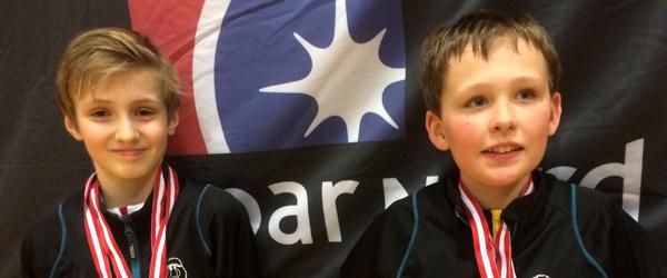 Medaljehøst til Skagen Badmintonklub.