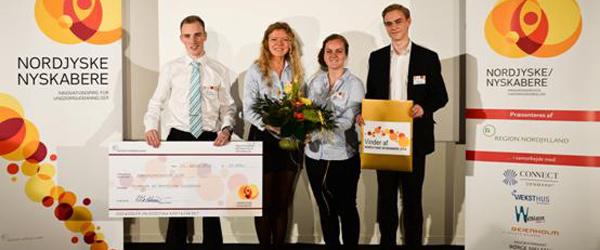 Innovationskonkurrence for unge