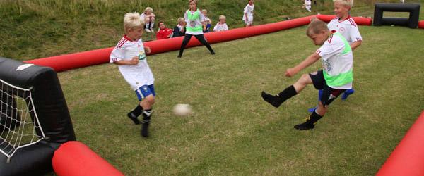 Kom på fodboldskole i Skagen IK