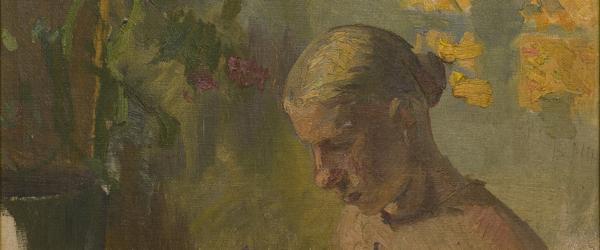 Anna Ancher og lyset
