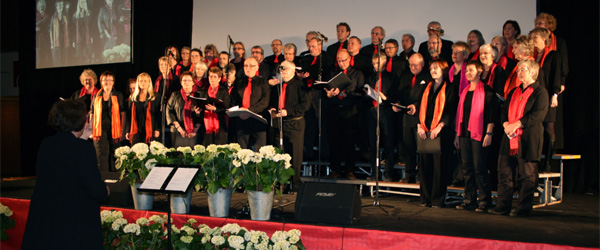Fælles koncert med Klitkoret og Sysselkoret