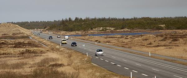 Ministersvar om vejudvidelse syd for Skagen