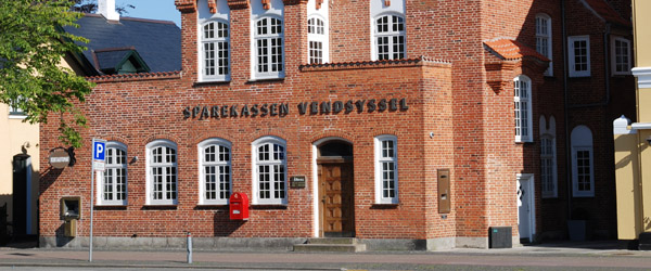 Overskud i Sparekassen Vendsyssel