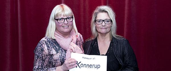 Lena skal på besøg hos Konnerup