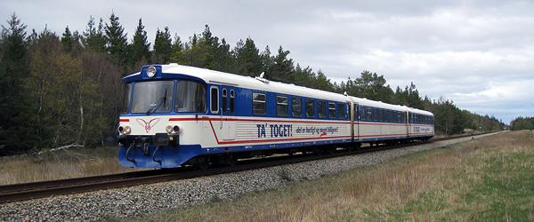 Y-tog til Skagen