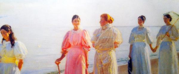 Ny underholdende bog med personalhistorier fra Skagen