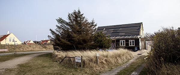 Dispensation for bygning på Jeckelsvej