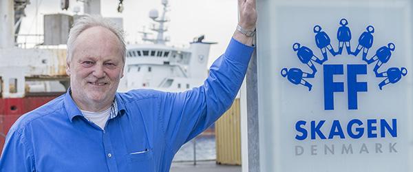Jens A. Borup fylder 60 år