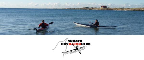 Skagen Havkajakklub holder åbent hus