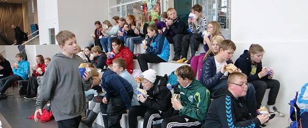 Skagen soroptimistklub gav Julemærkebørn en god dag i Skagen