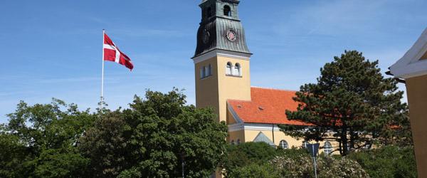 Konfirmander fra Skagen Skole lørdag den 9. maj 2015 kl. 11.00