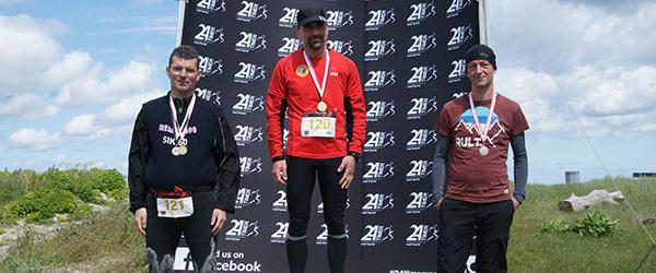 Mike blev dansk mester