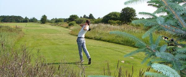 Hvide Klit udfordrer alle landets golfspillere!