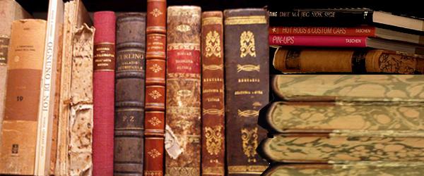 Bogsalg på Skagens Bibliotek