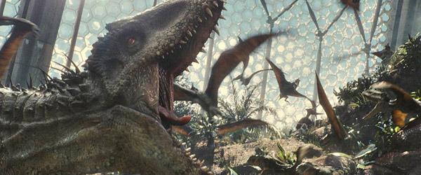 Dinosaurer i 3D i Biffen