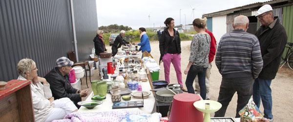 Kræmmer- og Bagagerumsmarked hos Kaffehusets Speciallager