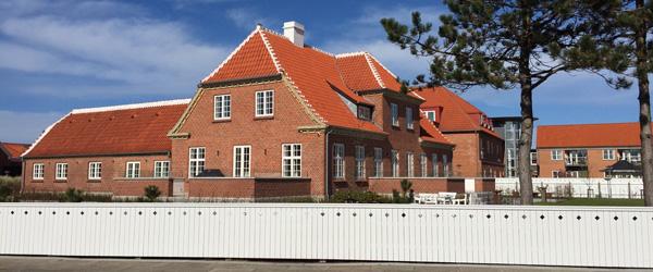 Tre ejendomme præmieret af Skagen Byfond