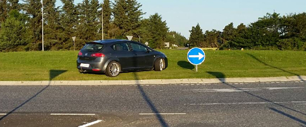 Alternativ parkering
