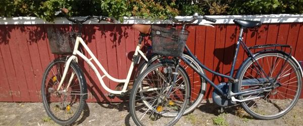 Mangler du din cykel ?