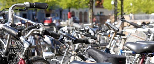 Cykeltyve på overarbejde