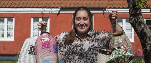 Helga Anchers fødselsdag i Anchers Hus