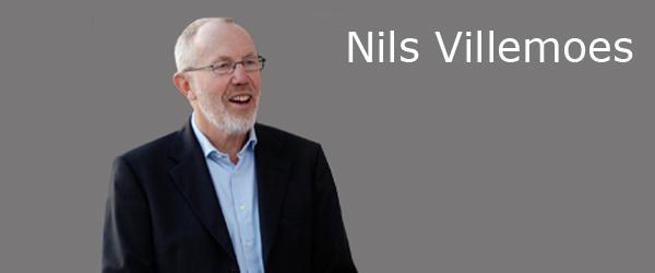 Skagen Rotary klub arrangerer foredrag med Nils Villemoes