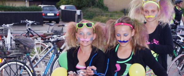 Fantastisk Cykelløb i Skagen Badmintonklub