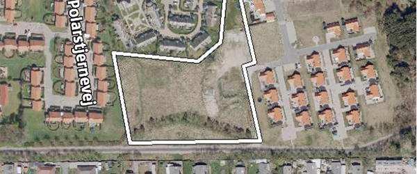 Lokalplan ved Mjølnersvej foran vedtagelse