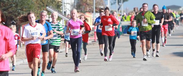 Nedtælling til løberfest i Skagen
