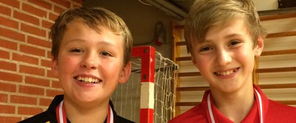 Badminton: Sølv til Tobias og Nicklas i double