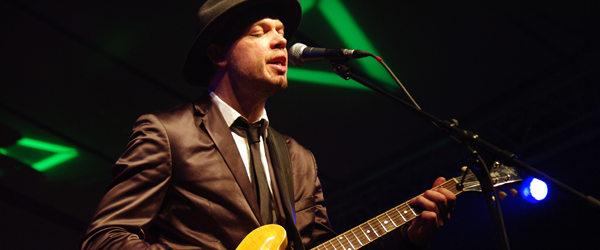 Bryghuset byder på Danmarks bedste blues-mand